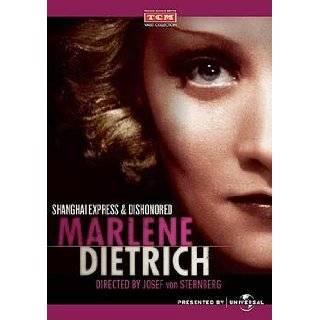Dishonored [VHS]: Marlene Dietrich, Victor McLaglen