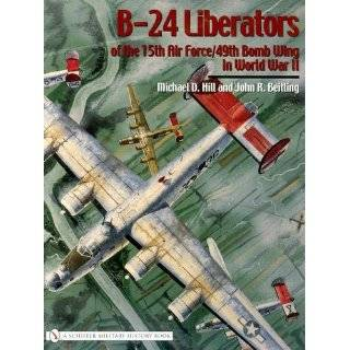 24 Liberators of the 15th Air Force/49th Bomb Wing …