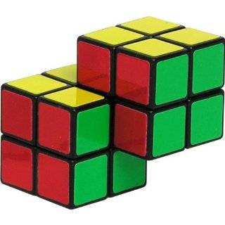 Triple 2x2x2 Cube Brain Teaser Puzzle Like Rubiks Cube