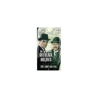 Sherlock Holmes   Silver Blaze [VHS] Return of Sherlock Holmes