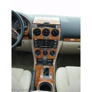 Dash Kit Decal Trim Mazda 6 Mazda6 2006 2007 2008   Blue