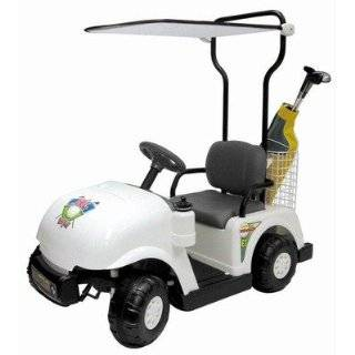 Lil Driver One Seat Golf Cart Toys & Games