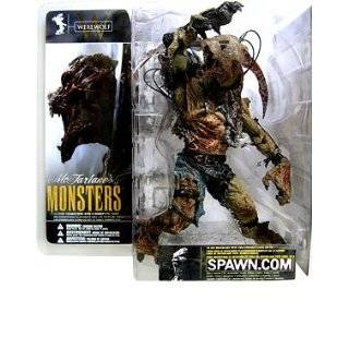 McFarlane Monsters Series 1 Action Figure Werewolf
