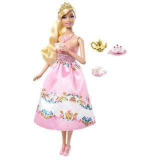 Barbie Tea Set (Window Box) Toys & Games