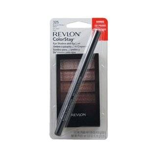 Revlon Colorstay Eye Shadow 325 Blushed Wines & Black Eyeliner
