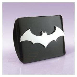 Batman 3D Black Metal Hitch Cover