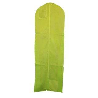 Lime Green Breathable Wedding Dress Gown Garment Bag   Extra Long with