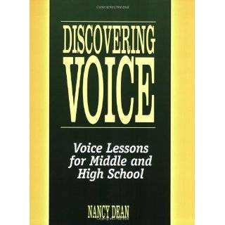Voice Lessons (9781417627479): Nancy Dean: Books
