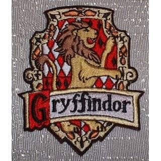 Harry Potter HOGWARTS Crest PATCH   House of Hogwarts