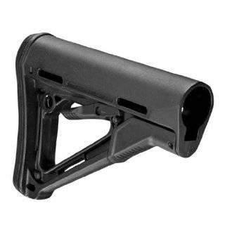 Magpul Industries CTR Mil Spec Stock Black Adjustable AR 15 MAG310 BLK