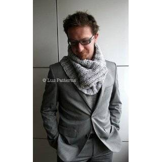 Crochet pattern cowl / scarf Luz Mendoza  Kindle Store