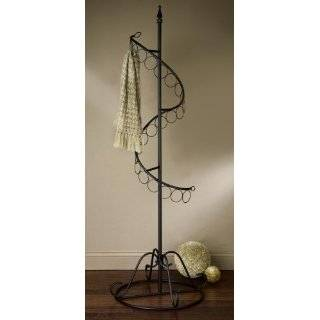 Spiral Purse Tree Retail Rack Display   Pointed Top Home