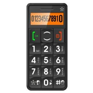 Senior Citizen   1.8 Inch Bar Phone (FM MP3 Player): Cell