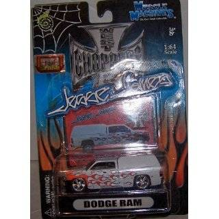 Muscle Machines Jesse James West Coast Choppers Diecast