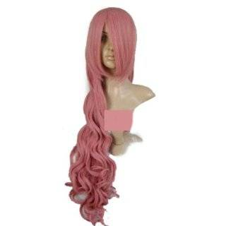 Nicki Minaj Superbass Pink and Blonde Wig  Thick Fringe  Long