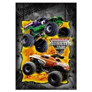 Monster Truck Cake Decorating Kit: Toys & Games