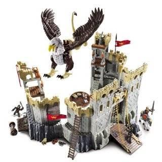 Mega Bloks MegaPlay Adventure Castle Toys & Games