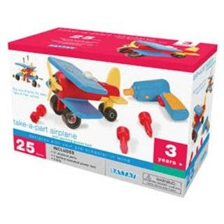 Fisher Price Little People Lil Movers Airplane: Toys