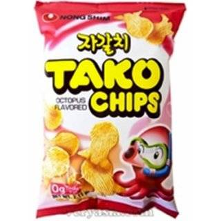 Grocery & Gourmet Food Snack Food Chips Korean