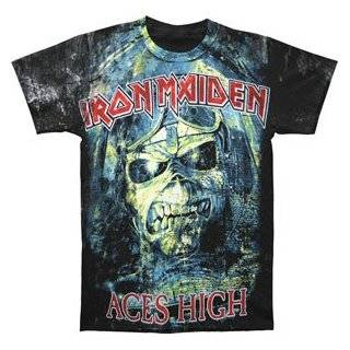 Iron Maiden   T shirts   Band Clothing