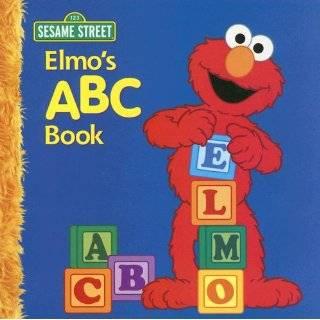Elmos world dancing music books sesame street kids vhs for Elmo abc