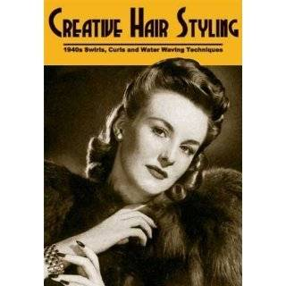 Technique and Art of Marcel Waving    Creating 1920s Hair