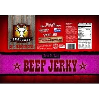 Grocery & Gourmet Food Meat & Poultry Jerky Halal