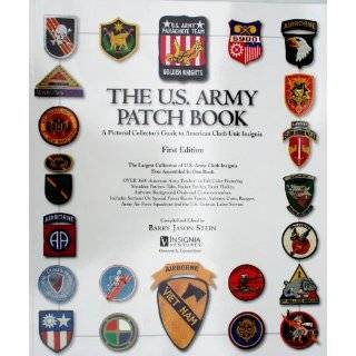 Distinctive Unit Insignia (9780872499638): Barry Jason Stein: Books