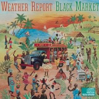 Sweetnighter Weather Report Music