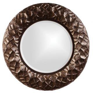 Allan Andrews Chuck Antique Copper/ Bronze Metal Mirror Today $139.99