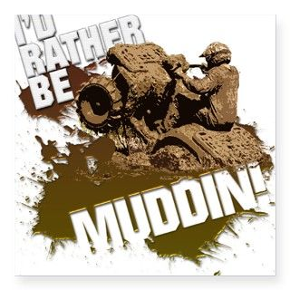 atv t shirt muddin Sticker by Admin_CP352230