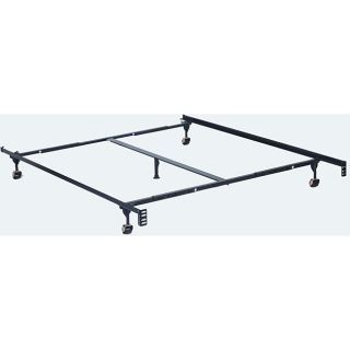Adjustable Twin/Full/ Queen size Metal Bed Frame