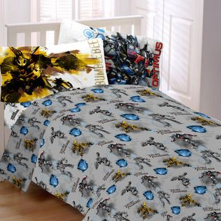 Transformers Armada Full size 3 piece Sheet Set