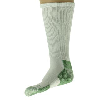 John Deere Mens Steel Toe Titan Boot Socks (Pack of 2)