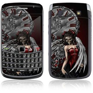 Gothic Angel BlackBerry Bold 9700 Decal Skin