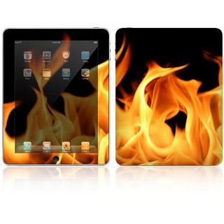 Flame Decal Skin for Apple iPad