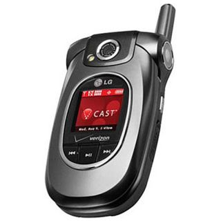 LG VX8300 Verizon V cast Camera Flip Phone (Refurbished)