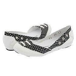 Dr. Scholls Game Plan Black/White