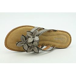 Clarks Artisan Womens Brisk Juniper Bronze Sandals