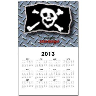 2013 Jolly Roger Calendar  Buy 2013 Jolly Roger Calendars Online