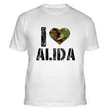 Love Alida Gifts & Merchandise  I Love Alida Gift Ideas  Unique