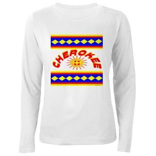 cherokee indian women s long sleeve t shirt $ 28 59