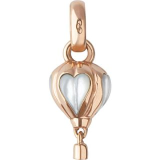 Hot Air Balloon 18 carat rose gold charm   LINKS OF LONDON   Charms