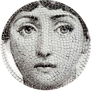 wall plate   FORNASETTI   New home   Gifts For Occasions