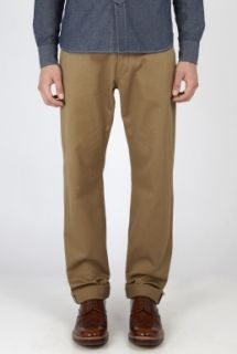 YMC  Sand Selvedge Twill Chinos by YMC