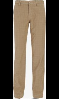Masons Glen Plaid Chino