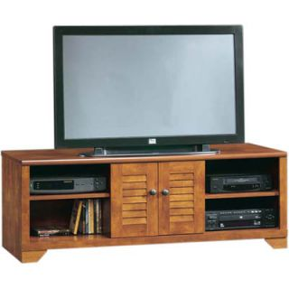 Sauder Colony Entertainment Credenza   Brushed Maple