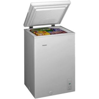 Haier HCM036EC 3.6 Cu Ft Chest Freezer