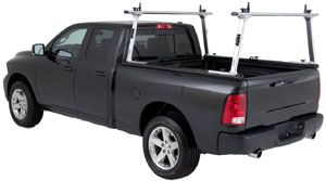 TracRac 42000 03 G2 Overhead Racks for Ford Super Duty / Dodge Ram