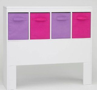 Girls Pink Headboard (4dcon 12401) From 4d Concepts